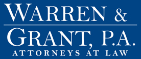 Warren & Grant, P.A. – Attorneys at law